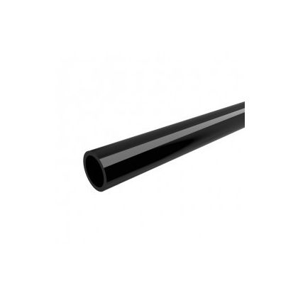 Black Acrylic Tube