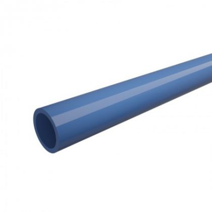 BLUE ACRYLIC TUBE