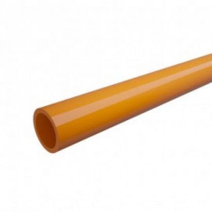 ORANGE ACRYLIC TUBE