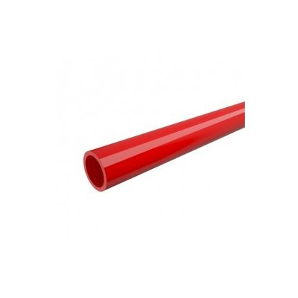 RED ACRYLIC TUBE