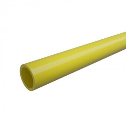 YELLOW ACRYLIC TUBE